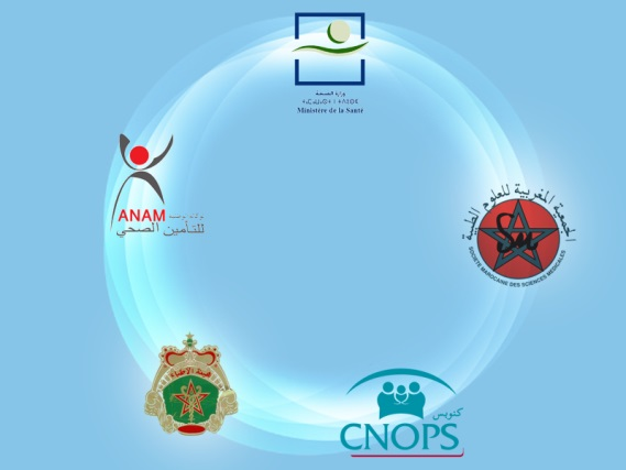 conventions  détail MS ANAM CNOM CNOPS SMSM